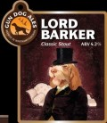 Gun Dog Lord Barker - Stout