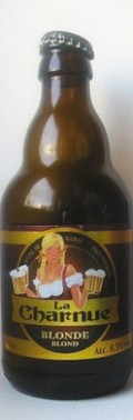 La Charnue Blonde - Bire de Garde