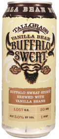 Tallgrass Vanilla Bean Buffalo Sweat - Sweet Stout