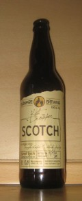 Bonfire Kilt Dropper Strong Scotch Ale - Scotch Ale