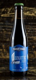 Wicked Weed Lunatic Belgian Blonde - Belgian Ale