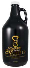 Sweet Mullets Dark Matter Stout - Foreign Stout
