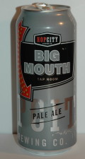Hop City Big Mouth Pale Ale - American Pale Ale