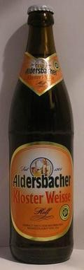 Aldersbacher Kloster Weisse Hell - German Hefeweizen