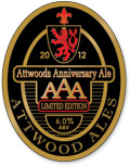 Attwood Anniversary Ale - Golden Ale/Blond Ale