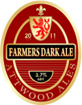 Attwood Farmers Dark Ale - Porter