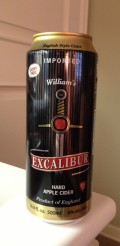 William�s Excalibur - Cider