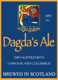 Broughton Dagda�s Ale - Golden Ale/Blond Ale