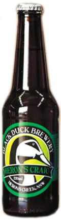 Black Duck Herons Craic - Irish Ale
