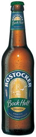 Rostocker Bock Hell - Heller Bock