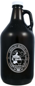 Coronado Blue Bridge Coffee Stout  with Vanilla Beans - Stout