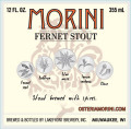 Lakefront Morini Fernet Stout - Spice/Herb/Vegetable