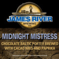 James River Midnight Mistress - Baltic Porter