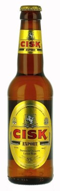 Cisk Export Premium Lager - Pale Lager