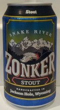 Snake River Zonker Stout - Foreign Stout
