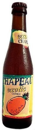 Chapeau Exotic  - Lambic - Fruit