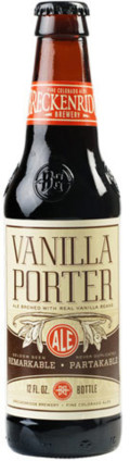 Breckenridge Vanilla Porter - Porter