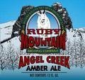 Ruby Mountain Angel Creek Amber Ale - Amber Ale
