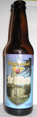 Dragonmead Sir Williams ESB - Premium Bitter/ESB