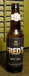 Great Northern Freds Black Lager - Schwarzbier
