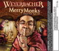 Weyerbacher Merry Monks Ale - Abbey Tripel