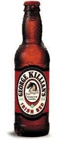 George Killians Irish Red  - Amber Lager/Vienna