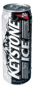 Keystone Ice - Pale Lager