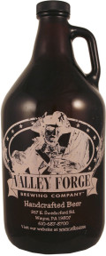 Valley Forge Peach Wheat - Fruit Beer