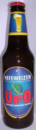 Harpoon UFO Hefeweizen - Wheat Ale