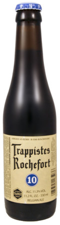 Rochefort Trappistes 10 - Abt/Quadrupel