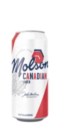 Molson Canadian - Pale Lager