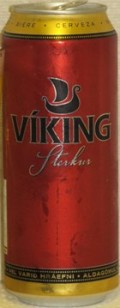 Viking Sterkur / Strong Beer - Malt Liquor