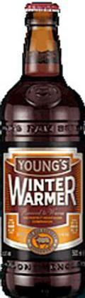 Youngs Winter Warmer (Bottle) - Premium Bitter/ESB