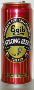 Egils Sterkur / Strong Beer - Malt Liquor
