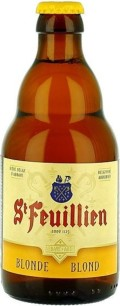 St Feuillien Blonde - Belgian Strong Ale