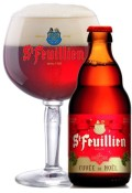 St Feuillien Cuve de Nol - Belgian Strong Ale