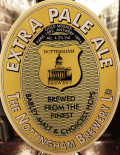 Nottingham Extra Pale Ale - Golden Ale/Blond Ale