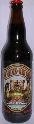 Midnight Sun Kodiak Brown Ale - Brown Ale