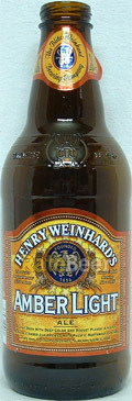 Henry Weinhards Amber Light - Amber Ale