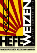 Gordon Biersch Hefeweizen - German Hefeweizen