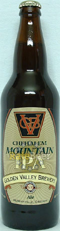 Golden Valley Chehalem India Pale Ale - India Pale Ale (IPA)