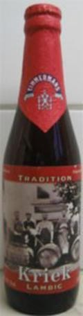 Timmermans Tradition Kriek Lambic - Lambic - Fruit