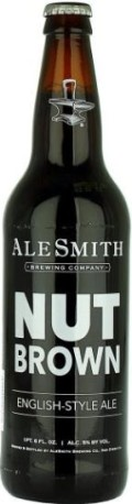 AleSmith Nut Brown Ale - Brown Ale