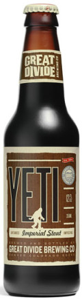 Great Divide Yeti Imperial Stout - Imperial Stout
