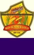 Mauldons Mid Summer Gold - Golden Ale/Blond Ale