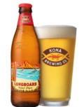 Kona Longboard Island Lager - Premium Lager