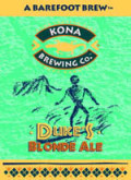 Kona Dukes Blonde Ale - Golden Ale/Blond Ale