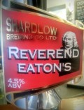 Shardlow Reverend Eatons Ale - Bitter
