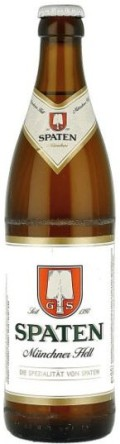 Spaten Mnchner Hell / Mnchen / Premium - Dortmunder/Helles
