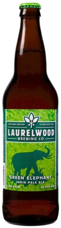 Laurelwood Green Elephant - India Pale Ale (IPA)